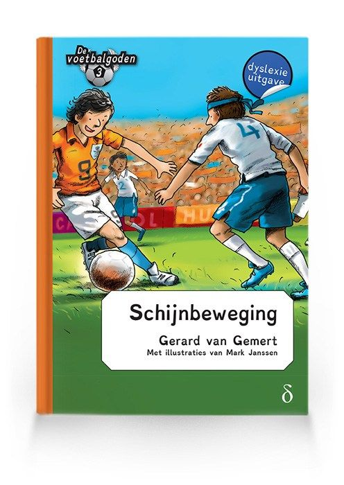 Schijnbeweging (Voetbalgoden deel 3)