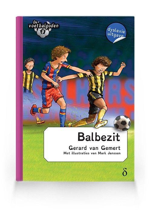 Balbezit (Voetbalgoden deel 9)