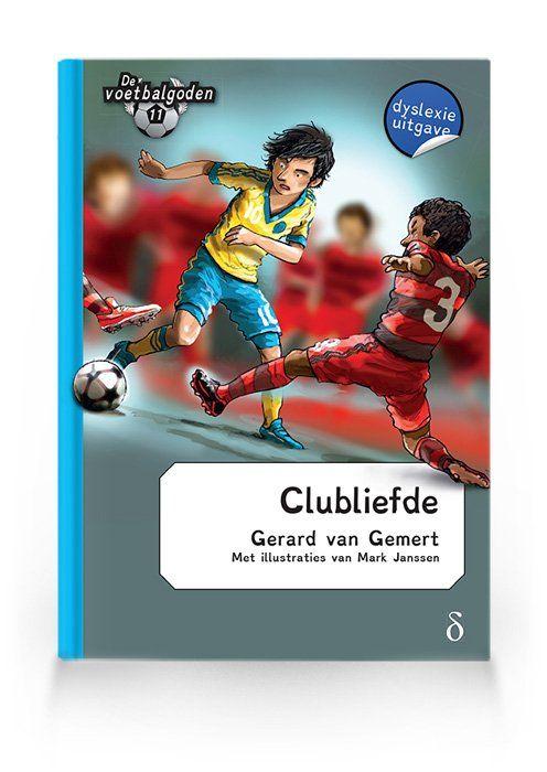 Clubliefde (Voetbalgoden deel 11)