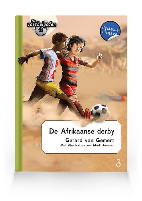 De Afrikaanse Derby (Voetbalgoden deel 13)